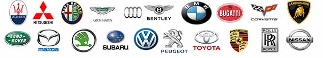 Logos of Car Brands