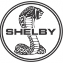 Shelby Mustang Car Logo