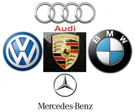 Top Brand Super Cars With Their Logo