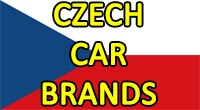 CZECH CAR BRANDS
