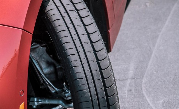 narrow car tires