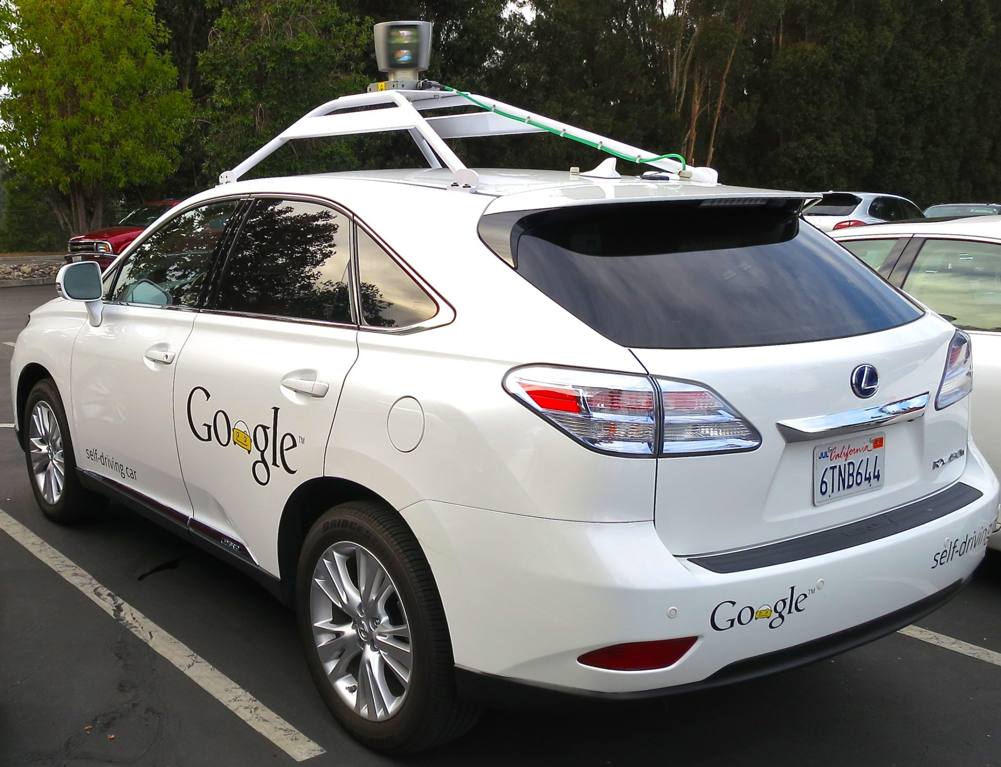 Enjoy the Ride: The Rise of the Driverless Car