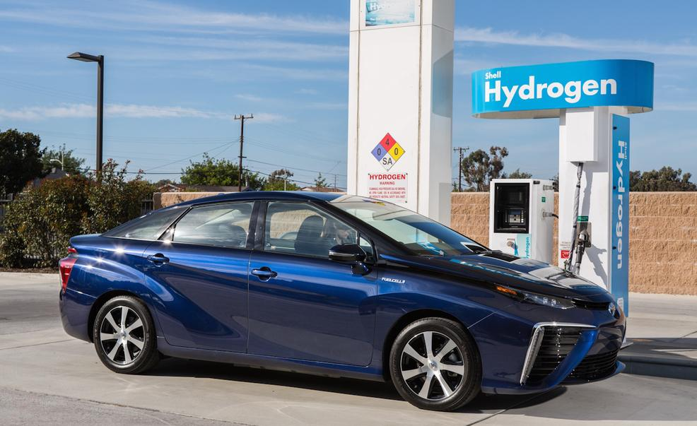 Toyota Ushers in Hydrogen Fuel Cell Cars in 2016